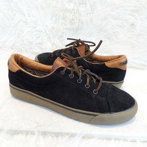 Cole Haan Sporting Black Suede Sneakers